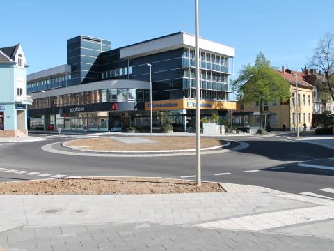 Stadt Bonn – Kreisverkehr Plittersdorfer Straße