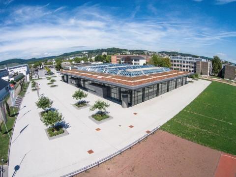 """Stadt Wittlich – Freianlagen Großsporthalle """"Eventum"""""""