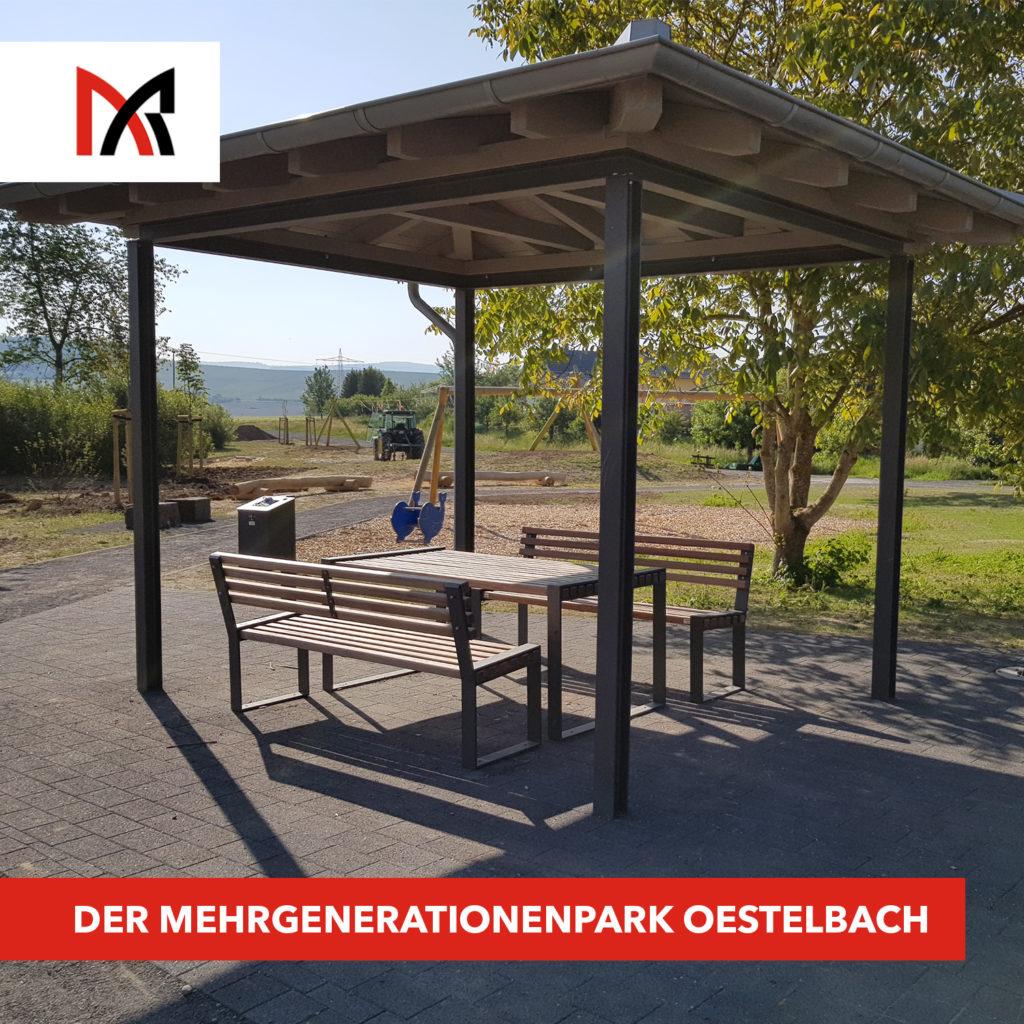 Mehrgenerationenpark am Oestelbach - Ingenieurbüro Reihsner in Wittlich