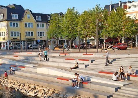 """""""Stadt am Fluss"""" – Aufwertung des städtischen Lieserufers in Wittlich"""