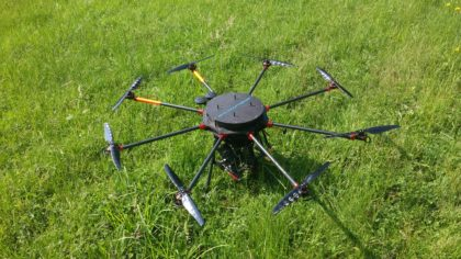 Ingenieurbüro Reihsner - Drohne