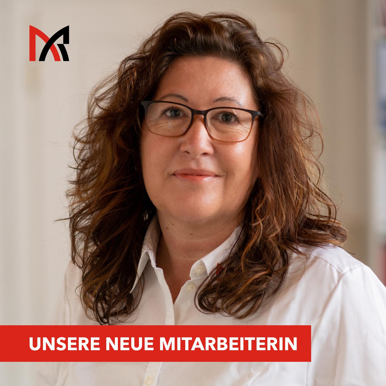 Sabine Hoffmann; das Gesicht zur Stimme am anderen Ende der Leitung, wenn ihr bei uns anruft- Ingenieurbüro Reihsner in Wittlich